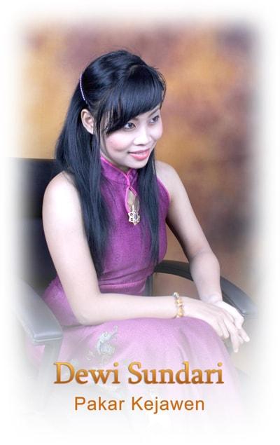 Dewi Sundari Pakar Kejawen