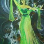 Dewi Lanjar, Ratu Pesugihan Laut Utara