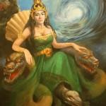 Nyi Blorong, Legenda dan Asal Usulnya