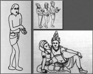Busana Jawa Kuno untuk Pria