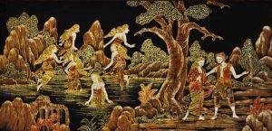 legenda jaka tarub dan dewi nawangwulan