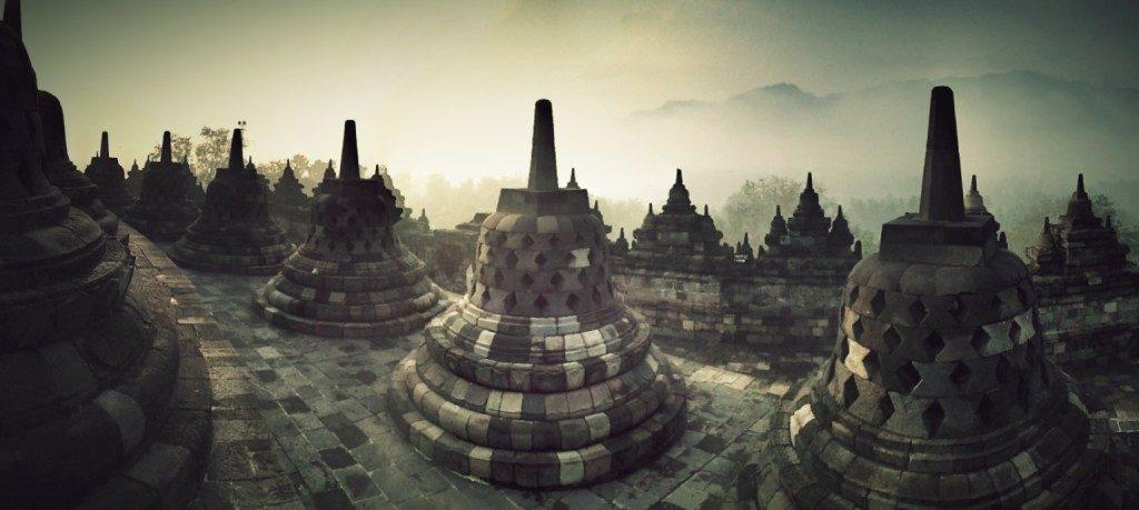 Kunto Bimo Mitos Candi Borobudur