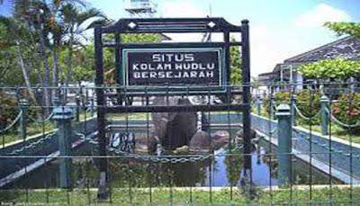 Situs Kolam Wudhu Peninggalan Kerajaan Demak