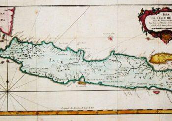 Asal Usul Pulau Jawa